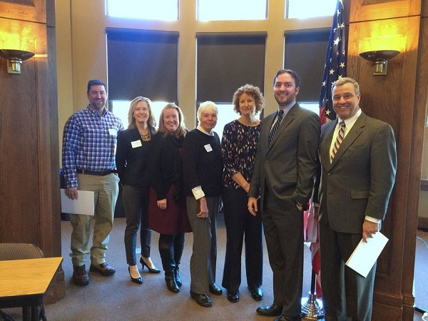 Physical Activity Policy Brief release event picture