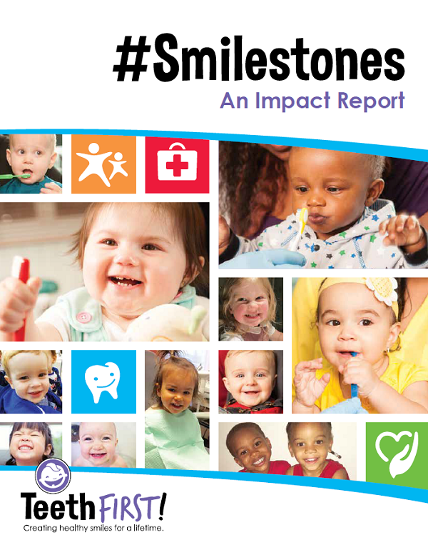 Smilestones Impact Report Cover